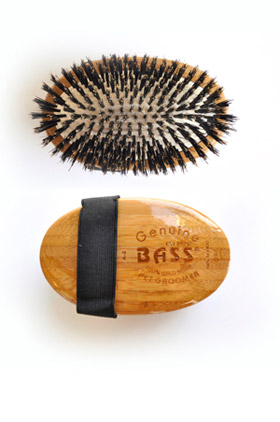 Bass Brush Boar Pet Groomer Palm Style A2