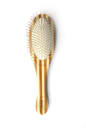 Bass Brush All Wire Oval Med. Size Pet Groomer A9