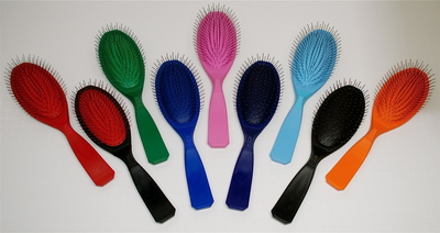 Madan Pin Brush: Small Oval