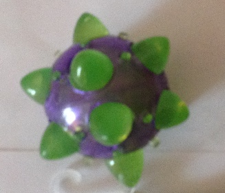 Glow Toyz: Flashing Meteor Ball