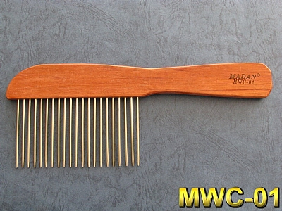 Rosewood Handle Comb MWC-01