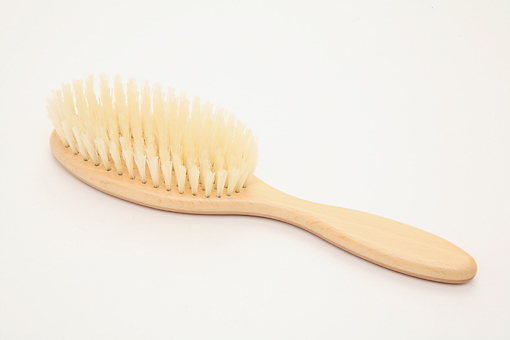 Vellus Large Natural Bristle & Nylon Brush