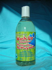 Wash-Up Shampoo 400 ml While Quantities Last.