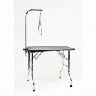"Precision Grooming Table 30"" with arm/clamp"