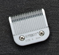 SS-09 Stainless Clipper Blade #9