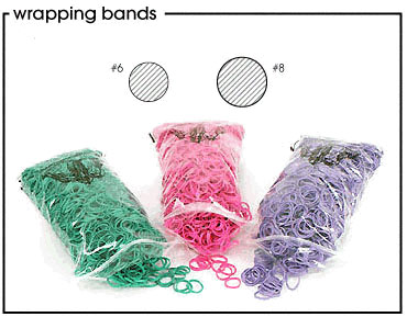 Wrapping Bands # 8